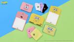 예스24가 공개한 스폰지밥 캐릭터 컬래버레이션 굿즈