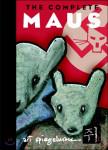 2010년부터 2020년까지 예스24의 그래픽 노블 분야 베스트셀러 1위에 오른 독일 만화가 아트 슈피겔만의 '쥐' The Complete MAUS 합본 표지