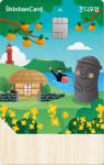 신한카드가 출시한 라이프 인 제주 특화카드 혼디모앙