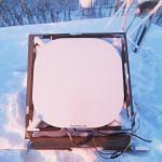케플러 LEO 위성으로 캐나다 이누비크에서 테스트를 진행하고 있는 카이메타 u8 단말기