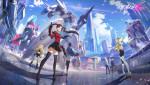 넷이즈 게임즈가 개발한 미래 도시 배경의 메카닉 판타지 슈팅 게임 '메카시티: ZERO'가 스팀에서 무료 출시된다