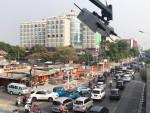 인도네시아의 교통 상황을 측정하는 센서