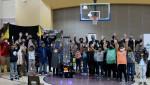 GMCS의 트윈 레이크 스쿨(Twin Lakes School) 학생들이 사회화와 사기 진작을 통해 도움을 받을 수 있도록 로봇 이름 짓기 대회에 참가했다. 이 학교의 로봇 이름은