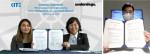 언더독스와 KITE액셀러레이터가 한-몽 사회혁신 창업 촉진을 위한 MOU를 체결했다