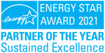 Schneider Electric announced that it has received the 2021 ENERGY STAR Partner of the Year – Sustain