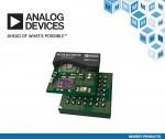 마우저가 아나로그디바이스 ADAQ23875 µModule DAQ을 공급한다