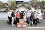 아성다이소, 사회적협동조합 101동마리에뜨, 노랑고래, 가람오브네이쳐가 성주 취약계층을 위한 기부를 했다