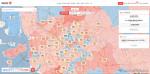 부동산의 신 컬러시세 지도