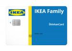 신한카드가 출시한 IKEA Family with 신한카드