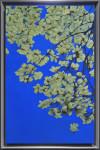 마음의 기억 - 백목련 No.21-1(Memory in Heart-White Magnolia), 116.8x72.7x4㎝, Oil on Canvas, 2021