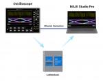 텔레다인르크로이 오실로스코프 분석 소프트웨어 MAUI Studio Pro
