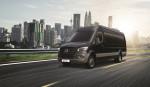 메르세데스-벤츠 밴 사업부가 자일자동차판매와 바디빌더 계약 체결하고 뉴 스프린터 519 CDI Extra Long 기본 차량을 공급한다