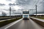 메르세데스-벤츠 대형 순수 전기 트럭 e악트로스