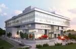 포항 CHANGeUP GROUND(스타트업 공간) 조감도(2021년 6월 준공 예정)
