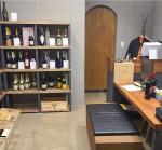 백화점 집기가 새롭게 사용되고 있는 와인숍 와인픽