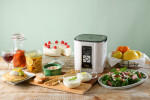 Japan Fuji TV Introduces Kuvings Greek Yogurt&Cheese Maker