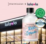 큐티젠랩의 더마코스메틱 브랜드 인터미션이 랄라블라에 입점했다