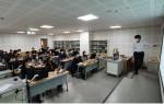 서울 강서구 마곡동에 위치한 '오토닉스 R&D 센터'에서 진행되는 산업 자동화 기술 교육