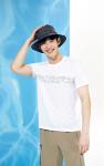 레드페이스 캠프 라운드 하프 티셔츠