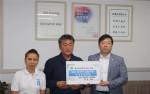 황병규 위원 부부가 장남의 조의금 전액을 범죄예방을 위한 활동에 써 달라며 한국법무보호복지공단에 전달했다