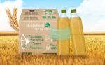 동원F&B가 출시한 무라벨 친환경 차 음료 에코보리