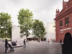 핀란드 탐페레의 사라 힐덴 미술관 국제 건축 공모전에서 건축가 얀네 호비가 설계한 루멘 발로가 우승을 차지했다