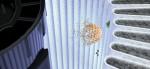 몰리큘 PECO필터는 UV-A광선을 이용 오염물질을 파괴한다