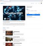 줌 이벤트 멀티세션 이벤트 화면 예시