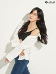 슬림9 모델, 배우 김소연