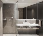 티티아이의 매립형 샤워 수전 드림샤워