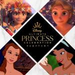 디즈니코리아가 실시하는 얼티밋 프린세스 셀레브레이션 캠페인