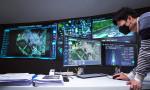 서울 미래 모빌리티 센터 관제실에서 C-ITS를 점검하고 있다