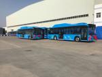 루프 에너지가 중국 난징에 있는 스카이웰 신에너지 차량 그룹의 시내 버스들이 45일 간 시범 운행하고 7만5000킬로미터의 운행 거리를 기록했다고 밝혔다