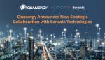 쿼너지가 센사타 테크놀로지스와 새로운 전략적 협력을 발표했다