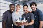 세계적인 자동차 정비 네트워크 브랜드 보쉬카서비스 100주년을 맞이했다