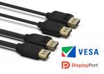 아트뮤가 출시한 8K HDR10(DSC1.2) DP1.4 버전 VESA 인증 아트뮤 케이블