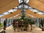 가든프로젝트가 설계 시공한 국립한국선진학교 내 온실정원