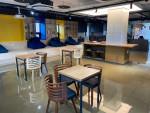 군포시청소년재단 사회적가치혁신센터가 청소년 전용 카페 틴터의 산본1동점을 개소했다