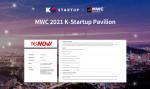 예스나우가 MWC 2021 4YFN K-스타트업 파빌리온 온라인에 선정돼 참가했다