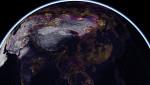 에스리, 2050년 세계 토지 피복 예측도 공개