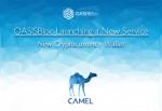 오아시스블록이 새로운 앱 지갑 '카멜'을 출시했다