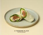 투썸플레이스가 출시한 식물성 대체육 옴니미트 샐러드랩