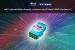 IAR 시스템즈가 어드밴텍 IIoT 엣지 디바이스 혁신 개발을 지원한다
