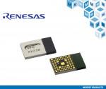 마우저가 IoT 시스템 제어를 위한 르네사스 RX23W BLE 모듈 제품을 공급한다
