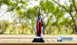 마우저 일렉트로닉스가 '올해의 글로벌 우수 서비스 유통기업상'을 수상했다