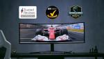 삼성전자 커브드 게이밍 모니터 오디세이 Neo G9을 호평한 미국·유럽 주요 매체의 어워드 로고와 제품(왼쪽부터 트러스티드 리뷰, AVS 포럼, 테크아리스)