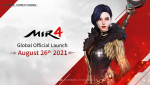 Wemade opens its AAA mobile MMORPG 'MIR 4' in 170 countries and 12 languages on August 26