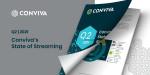 콘비바 신규 데이터 공개: 스트리밍 플랫폼, 2020년 팬데믹에도 성장 지속… 세계 시장 급성장