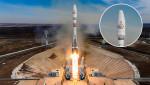 한화시스템이 공개한 원웹 발사 로켓 개념도