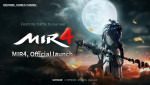 Blockbuster MMORPG 'MIR 4' by Wemade Co., Ltd., with blockchain technology, is officially released i